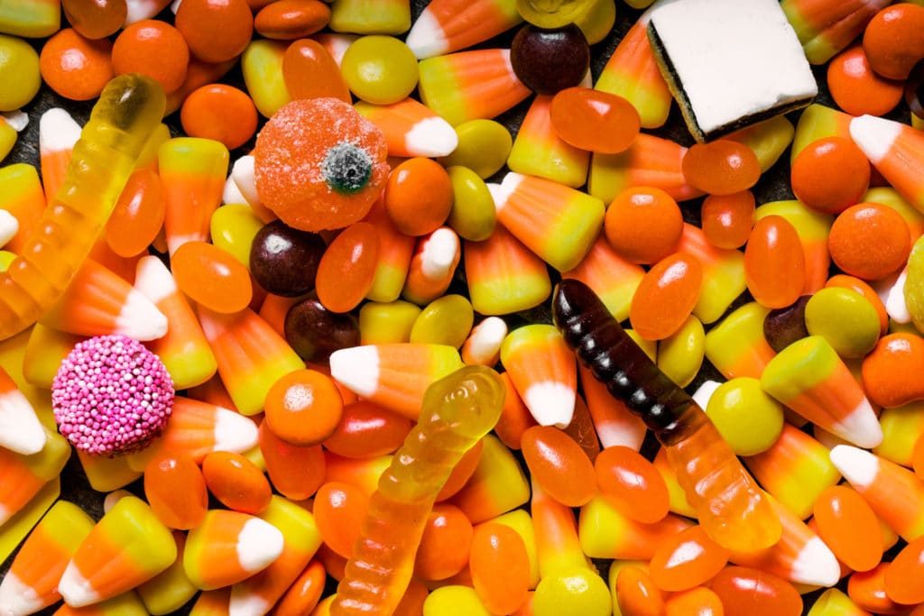 avoid Halloween candy