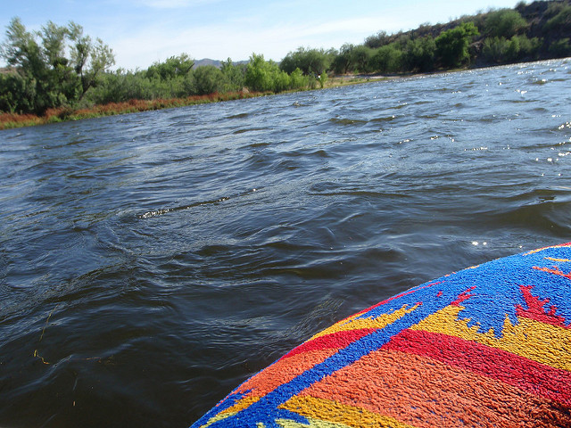 Salt River Tubing Arizona valley dentist