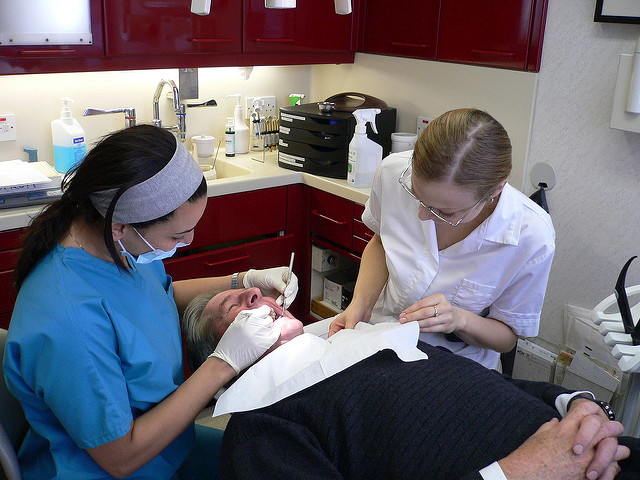 oral cancer check in Gilbert